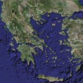 greece-satellite-map