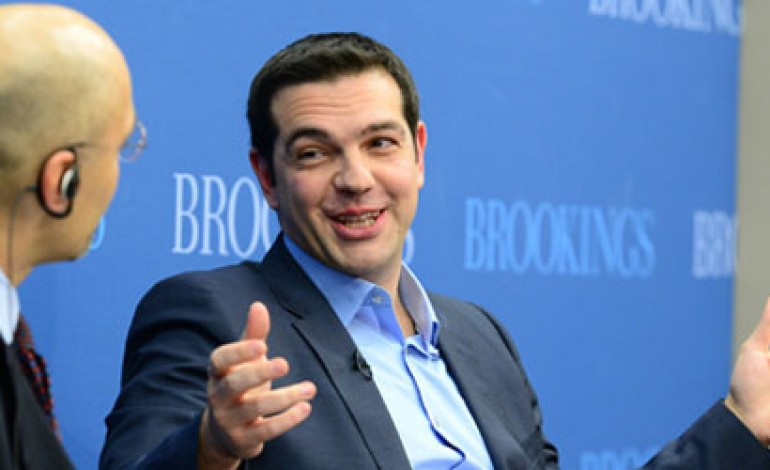 Tsipras Seeks to Build on Benefits of US Trip