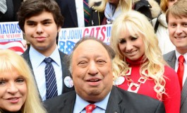 Catsimatidis, Head of the Red Apple Is Running for Mayor of the Big Apple