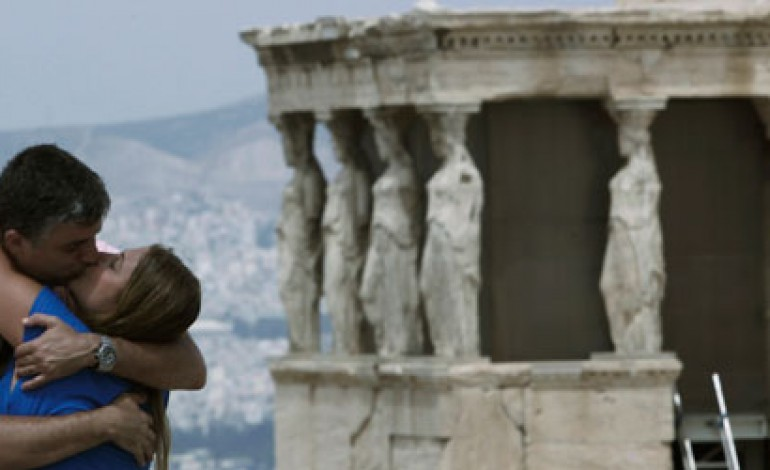 Greece Is Heading for a Record Number of Tourists