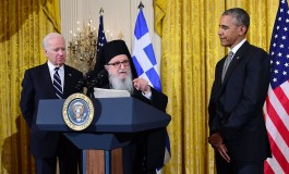 Words of Sympathy for Greece from President Obama at the White House Celebration