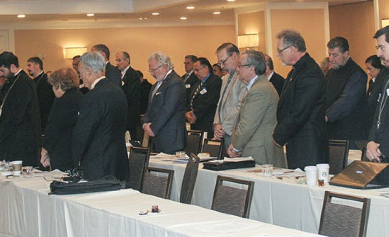 Archdiocesan Council Met in San Francisco