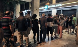 Greek Banks to Shut Down June 29-July 6; Pensions and Wages to Be Paid Normally, Tourists Not Affected by Daily ATM Limit