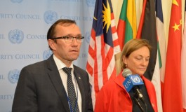 Eide appears optimistic about the Cyprus peace process before the UN Security Council