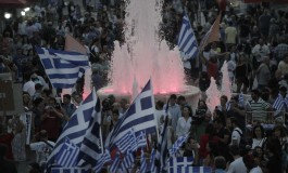 Greeks Reject Threats-Blackmail Vote 61% NO in Referendum