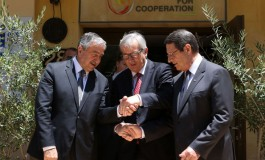 Juncker: Cyprus Will Not Walk Alone after Reunification