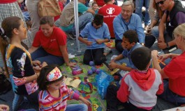 Greece's First Refugee Hotspot to Open on the Island Lesvos