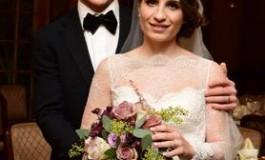 WEDDINGS; Irene Zoupaniotis And Joshua Ebersole
