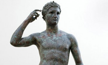 Power and Pathos: Bronze Sculpture of the Hellenistic World on view at the National Gallery of Art in Washington, DC
