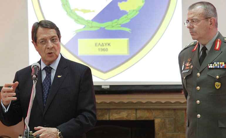 Cyprus Calls on Ban to Tell Turkey to Respect International Law
