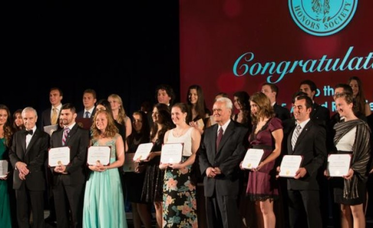 Panhellenic Scholarship Foundation's 2016 Awards Ceremony & Gala