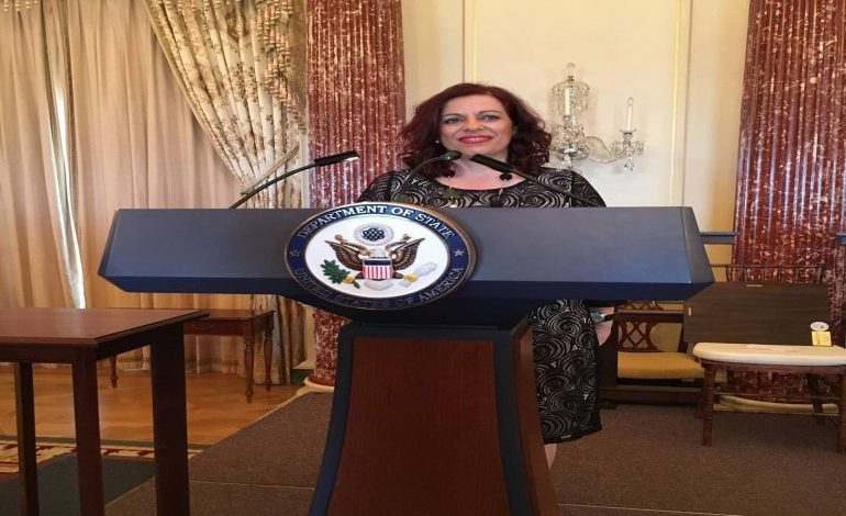 Cyprus Police Head of Anti-Trafficking Unit honoured by US Secretary of State
