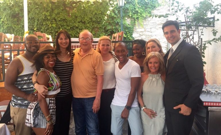 US journalists and bloggers promote the Dodecanese islands