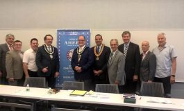 AHEPA's Delphi Chapter Re-Elects Officers Who Led its Revival