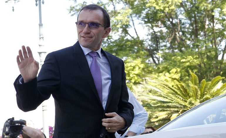 Eide Returns with a Mission to Resume Cyprus Negotiations