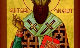Saint Basil the Great,  our own Santa Claus