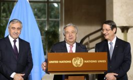 UN SG Antonio Guterres Press encounter at the Cyprus Conference in Geneva