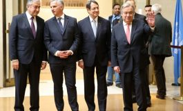 UN announce continuation of Cyprus Conference at deputies level on January 18 – Guterres: We badly need a symbol of hope