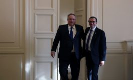 Meeting with Kotzias focused on security aspects, conference on Cyprus, Espen Barth Eide says