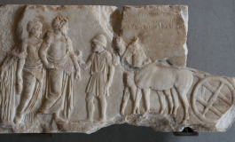 """A World of Emotions: Ancient Greece, 700 BC – 200 AD"""" at Onassis Center in New York"""