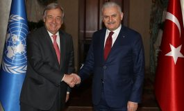 UN Secretary General: I Am Determined to Do My Best towards a Cyprus Solution