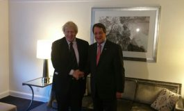 Remarks by the President of Cyprus  following his meeting with British foreign minister Boris Johnson