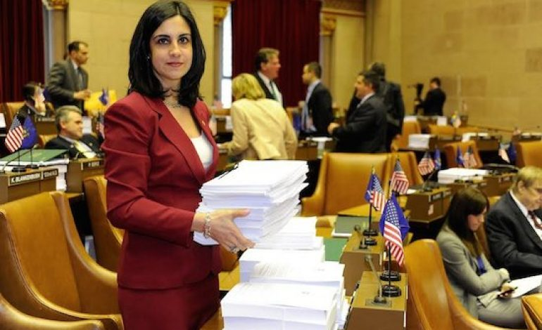Nicole Malliotakis  enters the GOP race  for NYC mayor