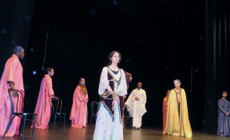 """Human Power and Compassion Connected in """"Antigone"""""""