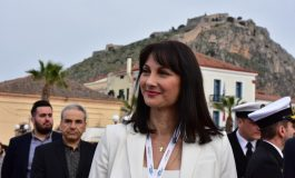 "Message of Minister of Tourism Elena Kountoura for the Eighth Annual ""Go to Greece"" Campaign"