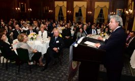 Nikos Mouyiaris address at the 13th Annual Award Dinner of the Cyprus-US Chamber of Commerce