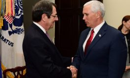 U.S. – Cyprus strategic partnership confirmed by Pence & Anastasiades