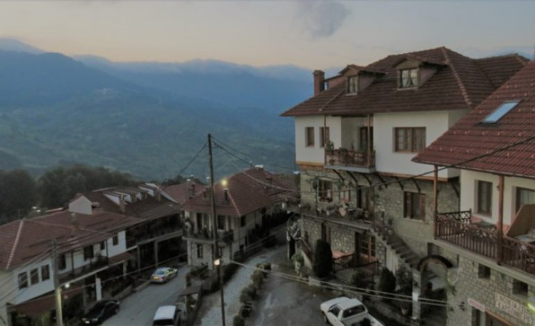 On the Road in Greece: A Stay in Metsovo