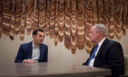 The Greek comeback; PM Tsipras holds meetings  in Chicago with U.S. officials, business leaders and Greek Americans