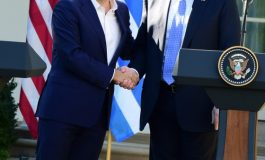 Strategic role of Greece confirmed  during Tsipras' meeting with Trump