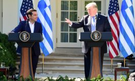 Trump – Tsipras held successful talks at the White House