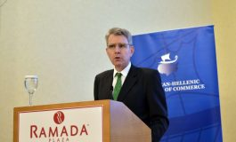 "Ambassador Pyatt's exclusive interview with ""Greek News"": Tsipras visit will be a success"