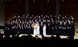 Archdiocesan Byzantine ChoirChristmas Concert Honors Archbishop Demetrios