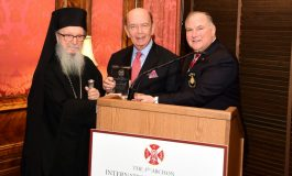 A strong message from the Archon's Conference on Religious Freedom to stop the persecution of Christians in the Middle East