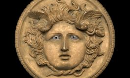 Gorgon turned Beauty, Medusa at the Metropolitan Museum of Art