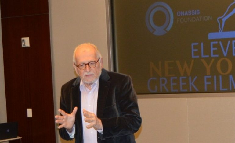 Projecting Greece, Something New in New York for Greek Movies