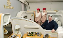 Emirates marks successful first year of Newark service via Athens