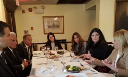 Regional Governor of Attica, Rena Dourou visits Washington