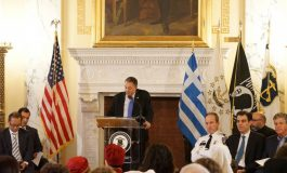 Greek Independence Day celebrated  at the Rhode Island State House