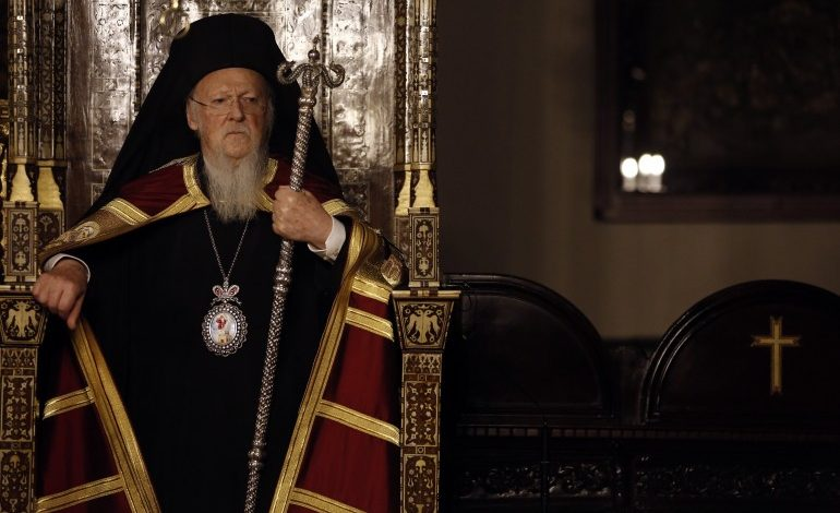 Ecumenical Patriarch Bartholomew's Paschal Encyclical