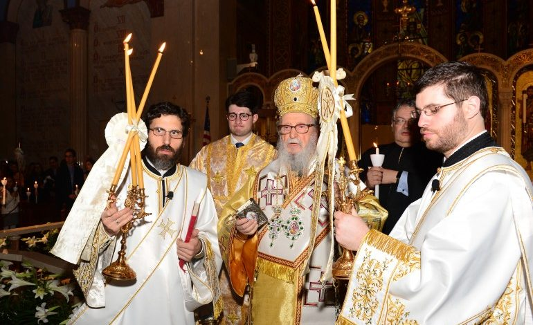 Archbishop Demetrios' Paschal Encyclical