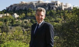 "Ambassador Geoffrey Pyatt's Message for ""Greek News"" initiative to promote Greek American tourism to Greece"
