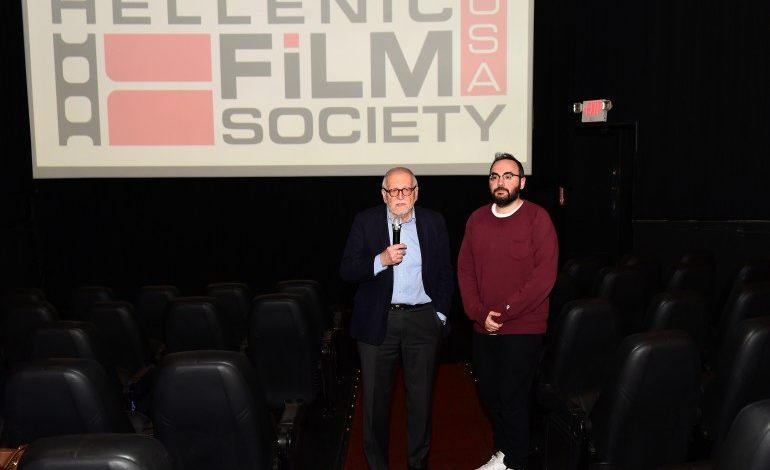 Interview with Jimmy DeMetro: HFSUS Greek Film  Expo a Success