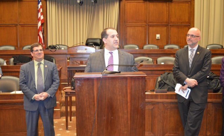 Greek and Jewish Americans undertake joint advocacy efforts in Washington