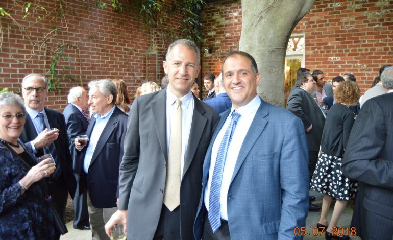 Cohen supports Cyprus' right to develop its resources in its EEZ