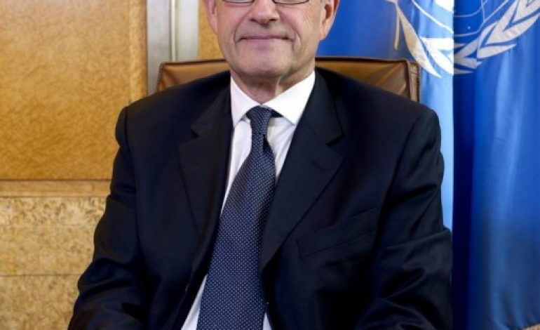 UNOG General Director Moller: Economic benefits from Cyprus' unification huge